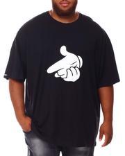 Crooks & Castles - Air Gun S/S T-Shirt (B&T)-2655636