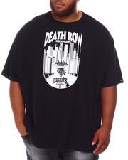 Crooks & Castles - Vinyl Death Row Medusa T-Shirt (B&T)-2655640
