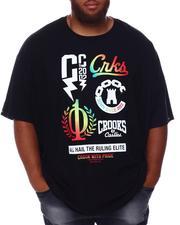 Crooks & Castles - Crooks With Pride T-Shirt (B&T)-2655662