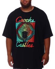 Big & Tall - Grecco Bandito Grid T-Shirt (B&T)-2655685