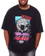 Crooks & Castles - Elite T-Shirt (B&T)-2655711