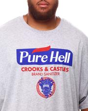 Crooks & Castles - Pure Hell II T-Shirt (B&T)-2655717