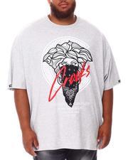 Crooks & Castles - C Script T-Shirt (B&T)-2655231