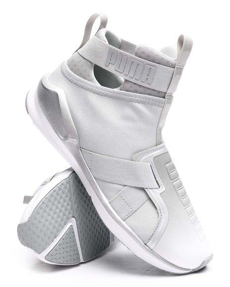 Puma - Fierce Strap Metallic Sneakers
