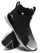 Puma - Fierce Strap Metallic Sneakers-2655879