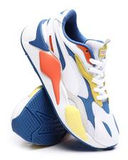 Grade School (5 yrs+) - RS-X3 Puzzle Jr. Sneakers (4-7)-2655941