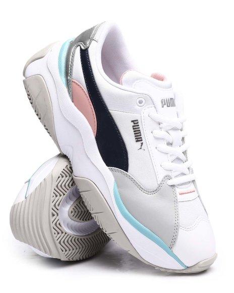 Puma - Storm.Y Metallic Sneakers