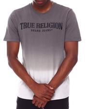 True Religion - SS ARCH LOGO OMBRE Tee-2657084