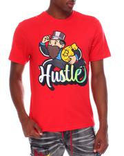 Shirts - Hustle Tee-2657344