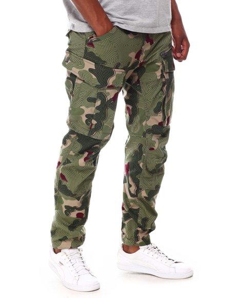 G-STAR - Rovic zip 3d straight tapered Pant