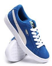 Puma - Suede Jr. Sneakers (4-7)-2655934