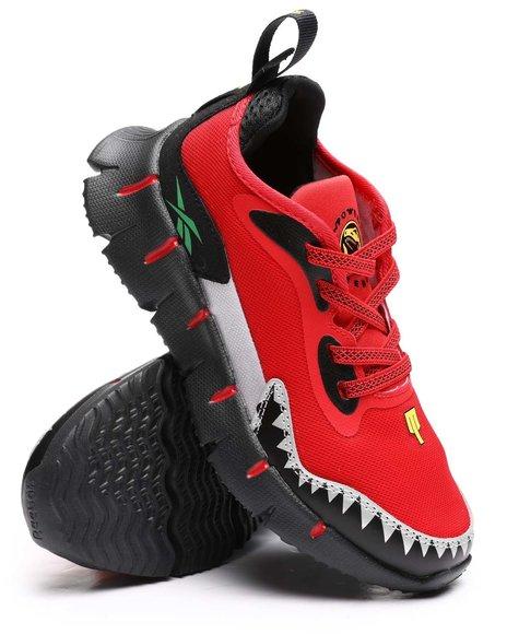 Reebok - Reebok x Power Rangers Zig Dynamica Red Ranger Sneakers (11-3)