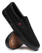 Footwear - Steven-07 Slip-On Solid Sneakers-2656511