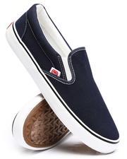 Footwear - Steven-07 Slip-On Solid Sneakers-2656521