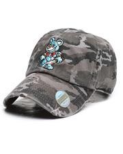 Dad Hats - Blue Bear Vintage Dad Hat-2656208