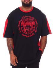 Crooks & Castles - Klepto Block T-Shirt (B&T)-2658867