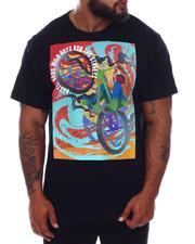 Big & Tall - Wild Boys Run It T-Shirt (B&T)-2658533