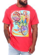 Big & Tall - Wild Boys Run It T-Shirt (B&T)-2658786