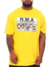 Big & Tall - Narcos With Attitude Tee (B&T)-2659113