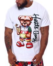 Hustle Gang - Eloquent Bear Knit T-Shirt (B&T)-2658738