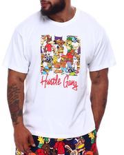 Hustle Gang - Squad Goals T-Shirt (B&T)-2658815