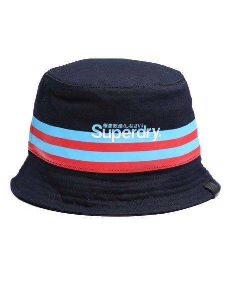 Superdry - Cruiser Bucket Hat