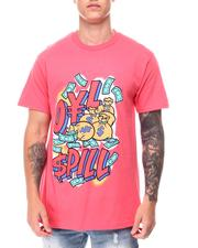 Shirts - OYL Spill Tee-2659342