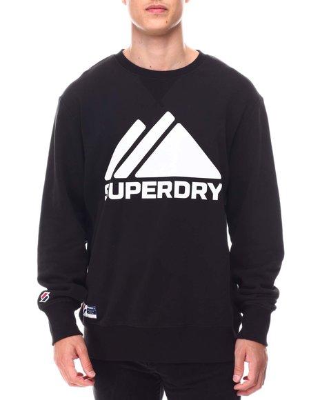 Superdry - MOUNTAIN SPORT MONO CREW