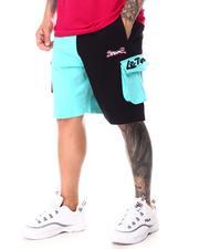 Le Tigre - Nuance Block Shorts-2658337