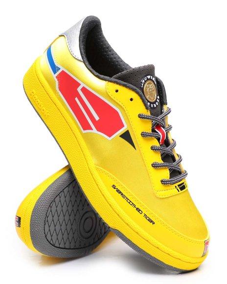 Reebok - Reebok x Power Rangers Club C Yellow Ranger Sneakers