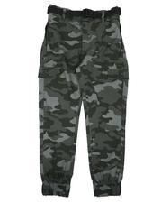 Weatherproof - Cargo Tech Belted Jogger Pants (8-16)-2658085