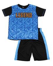 Sets - 2 pc Legend Printed Tee & Shorts Set (8-18)-2654172