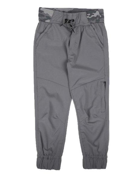 Weatherproof - Elastic Back Tech Jogger Pants (4-7)