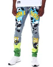 Cooper 9 - Icy Cool Graphic Jean-2659689