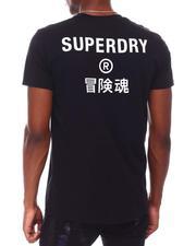 Superdry - CORPORATE LOGO TEE-2660294
