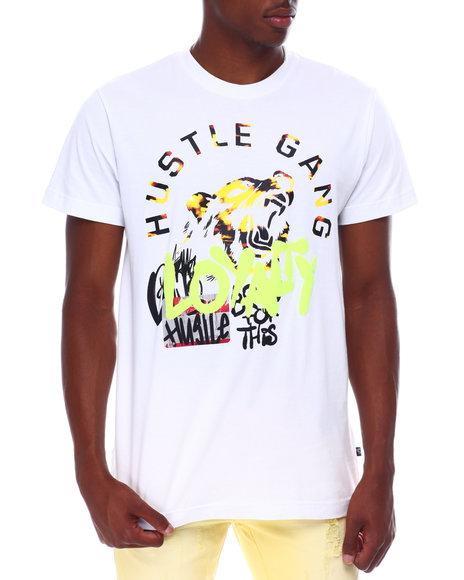 Hustle Gang - BURNER SS KNIT Tee