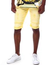 Buyers Picks - Garment Dyed Denim Short-2660032