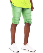 Buyers Picks - Garment Dyed Denim Short-2660048