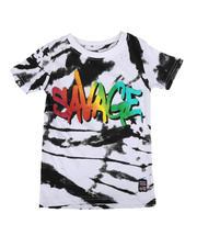 Phat Farm - Savage Tie Dye Tee (4-7)-2658217