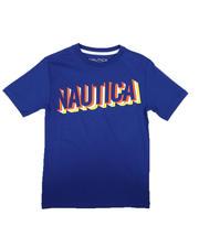 Nautica - 3D Stacks Graphic Tee (8-20)-2658454