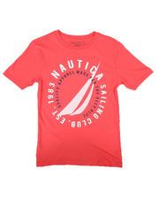 Tops - Big Circle Logo T-Shirt (8-20)-2658893
