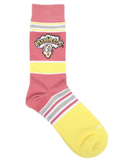 Cool Socks - Warheads Pastel Crew Socks