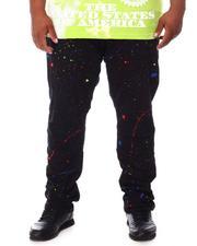 Buyers Picks - Paint Splatter Rip & Repair Jeans (B&T)-2660581