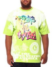 Big & Tall - Time Is Money T-Shirt (B&T)-2660611