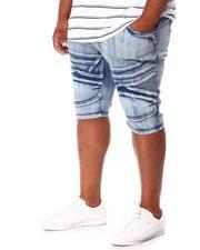 Big & Tall - Moto Shorts (B&T)-2660735