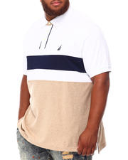 Nautica - Stripe Polo (B&T)-2660316