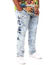 Jeans - Rip & Repair Denim Jeans (B&T)-2660524