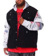 Buyers Picks - Graffiti Denim Jacket (B&T)-2660561
