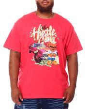 Hustle Gang - Excess Bear T-Shirt (B&T)-2660592