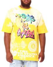 Big & Tall - Time Is Money T-Shirt (B&T)-2660619